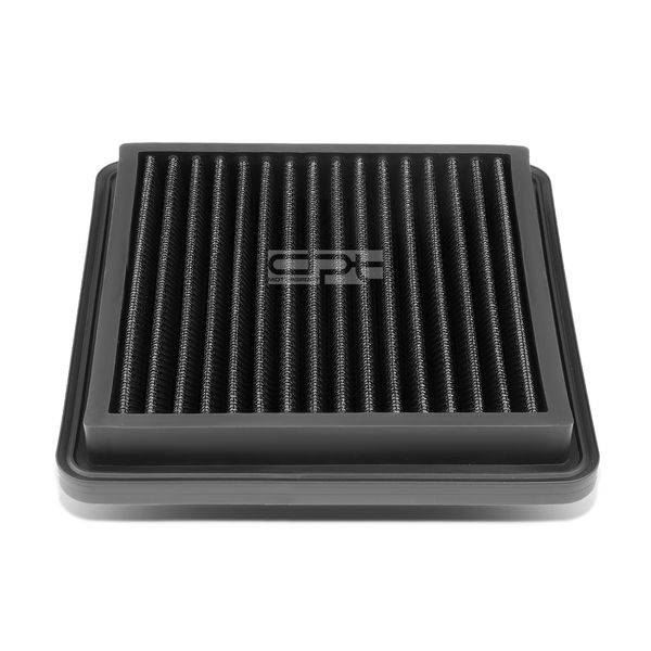 09-13 Honda Fit 1.5L Reusable & Washable Replacement High Flow Drop-in Air Filter (Black)