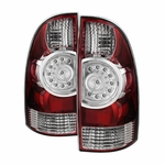 2005-2015 Toyota Tacoma OEM Style Replacement Tail Lights - Pair