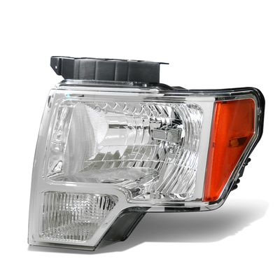 09-14 Ford F150 Truck Left OE Style Headlight Lamp Replacement FO2502287