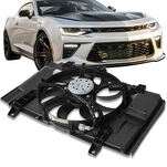 09-14 Nissan Cube OE Style Replacement Radiator Cooling Fan Shroud NI3115141