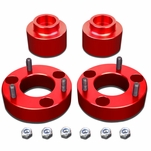 """09-18 Dodge RAM 1500 Red 2"""" Front 2"""" Rear Complete Leveling Lift Kit"""