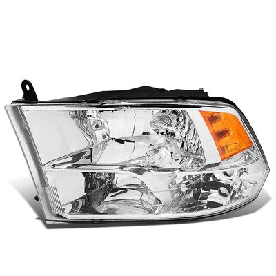09-18 Dodge Ram Truck LH Left OE Style Headlight Lamp Replacement