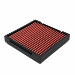 09-19 Honda Fit/CRV/Civic/HRV/Insight Drop-In Panel Cabin Air Filter Red