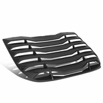 09-19 Nissan 370Z Coupe Rear Window Matte Louver Windshield Sun Shade Cover