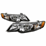 10-13 KIA Forte/Forte Koup Headlights Headlamps Assembly Replacement