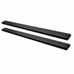 "10-17 GMC Equinox/Terrain 5"" Matte Black Aluminum Step Bar Rail Running Boards"