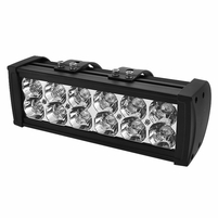 10-inch INCH 54W CREE Flood LED Work Light Bar Offroad Jeep Truck 4X4 Pickup Lamp