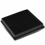 Reusable Green High Flow Drop-In Panel Air Filter For 07-12 Versa//09-14 Cube