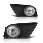 11-14 Dodge Charger OE-Style Replacement Fog Lights - Clear Lens