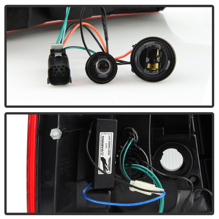 Ford Edge Tail Light Wiring