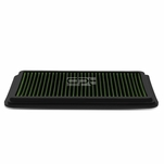 11-14 Mazda 2 1.5L Reusable & Washable Replacement High Flow Drop-in Air Filter (Green)