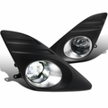 12-14 Toyota Camry SMD LED Clear Projector Bumper Fog Lights