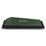 12-15 Mercedes Benz C250 / SLK250 1.8T Reusable & Washable Replacement High Flow Drop-in Air Filter (Green)