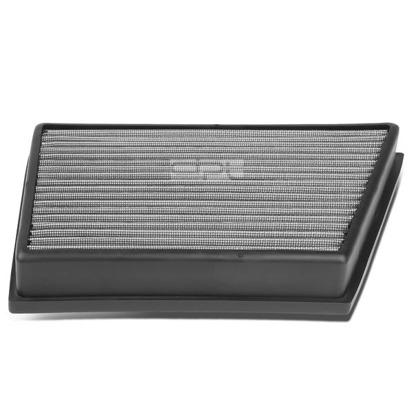 12-17 Range Rover Evoque / LR2 / Discovery Sport 2.0T Reusable & Washable Replacement High Flow Drop-in Air Filter (Silver)