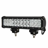 12-inch inch 72W CREE LED Light Bar Flood Spot Combo Offroad 4WD SUV