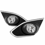13-15 Chevy Spark OE-Style Front Fog Lights