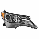 13-15 Toyota RAV4 Replacement Projector Headlights - Passenger Side