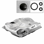 13 Gallon Gas Fuel Tank Replacement For 1993-1997 Geo Prizm Toyota Corolla