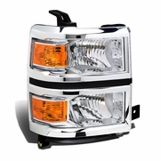 14-15 Chevy Silverado OE Style Right Headlight Lamp Replacement GM2503410
