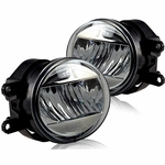 14-15 Lexus LX570 LED Replacement Fog Lights - Clear