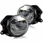 14-15 Lexus RX450h LED Replacement Fog Lights - Clear