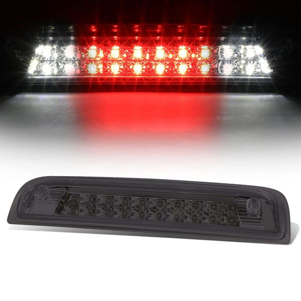 14-18 GMC Sierra 1500 / 15-18 2500 / 3500 LED 3rd Brake Light - Smoked