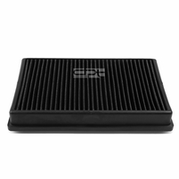 15-17 A3 / TT / GTI / GOLF (TURBO MODEL) Reusable & Washable Replacement High Flow Drop-in Air Filter (Black)
