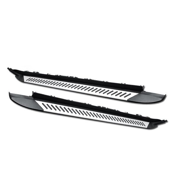 "15-17 BMW F26 X4 SUV 6"" OE-Style Aluminum Side Step Bar Running Board"