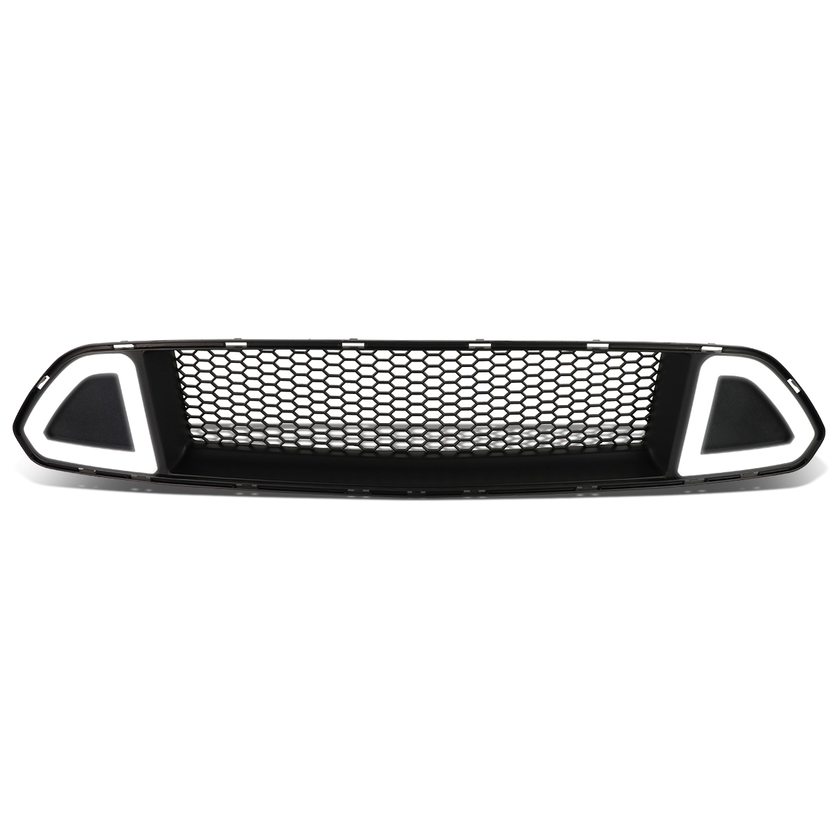 15 17 Ford Mustang Honeycomb Mesh Front Upper Grille