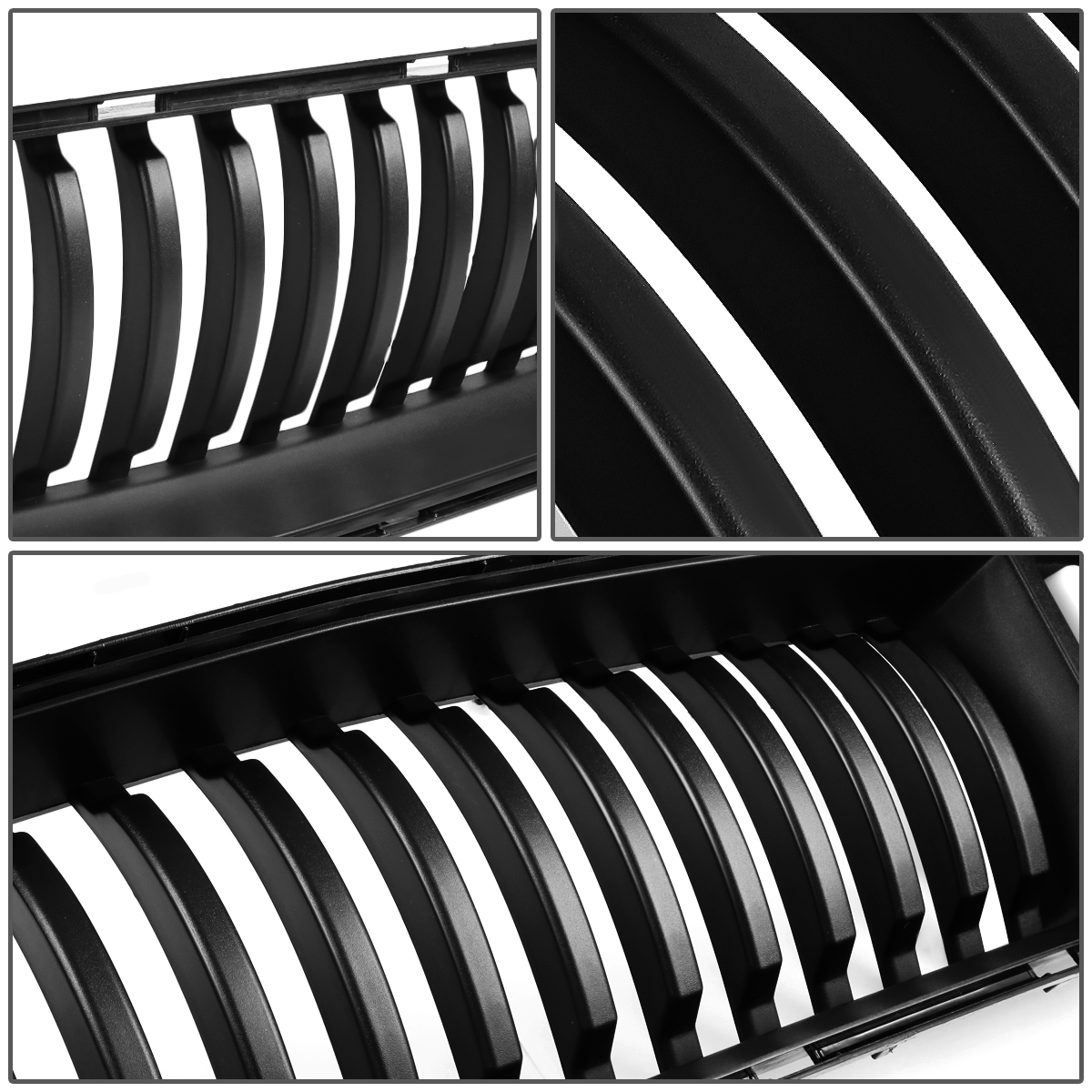 15 17 Ford Mustang Vertical Fence Front Upper Grille