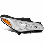 15-17 Hyundai Sonata RH RIGHT Projector Bumper Headlight Replacement HY2502183