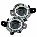15-17 Nissan Murano LED Replacement Fog Lights - Clear