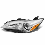 15-17 Toyota Camry LH LEFT Projector Headlight Replacement TO2502222