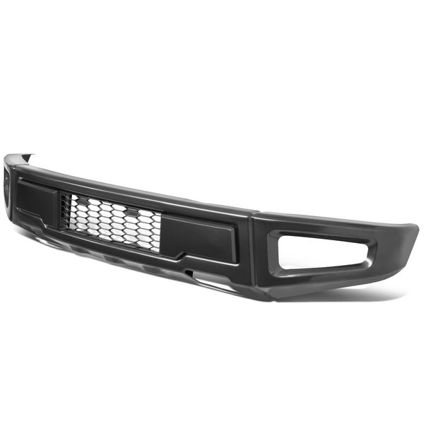 15-18 Ford F150 Raptor Style Steel Front Lower Bumper Face Bar