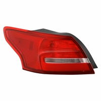 15-18 Ford Focus 4-Door Sedan Factory Style Tail Lights|Outter Left Driver Side