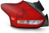 15-18 Ford Focus Hatchback OE-Style Tail Light Driver Left Side