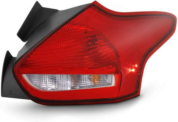 15-18 Ford Focus Hatchback OE-Style Tail Light|Passenger Right Side