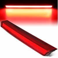 15-19 Chevy Tahoe Suburban 3D LED Bar 3rd Third Tail Brake Light Red