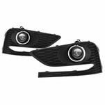 16-18 Chevy Cruze OE-Style Front Fog Lights