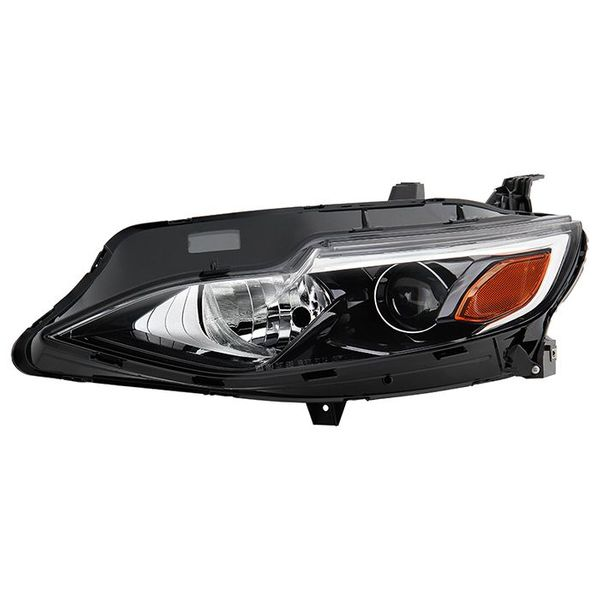 19-20 Chevy Malibu [Halogen Model] Replacement Projector Headlight - Driver Left Side