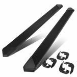 19-21 Chevy Silverado / GMC Sierra Running Boards 6.25 Inch Wide Step Bars - Black for EXTENDED CAB