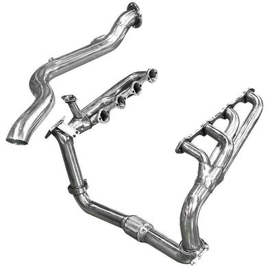 1979-1995 Ford Mustang GT GLX LX 5.0L V8 Racing Chrome S/S Exhaust Manifold
