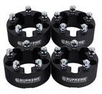 "1983-2012 Ford Ranger 2WD and 4WD Supreme Suspension 1"" PRO Billet Wheel Spacer Set (Set of 4 spacers)"