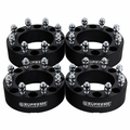 Supreme Suspensions 2005-2020 Ford F-250 Super Duty 2-inch PRO Billet Wheel Adapters Set of 4