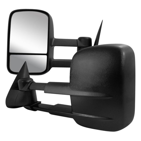 88-98 Chevy C/K 1500/2500/3500 [Manual] Towing Side View Mirror - Pair