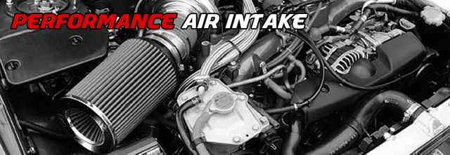 RED COLD AIR INDUCTION INTAKE KIT+FILTER FOR HONDA 90-93 ACCORD DX LX EX SE 2.2L