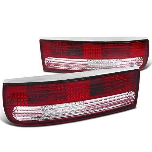 Tail Lights Red Clear Click To Enlarge