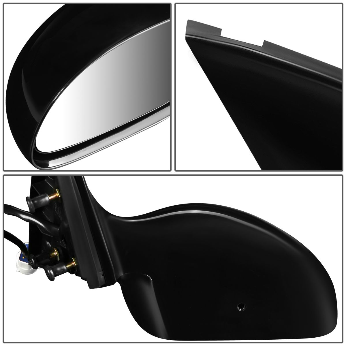 New Passenger Side Mirror For Ford Taurus 1996-1999 FO1321122