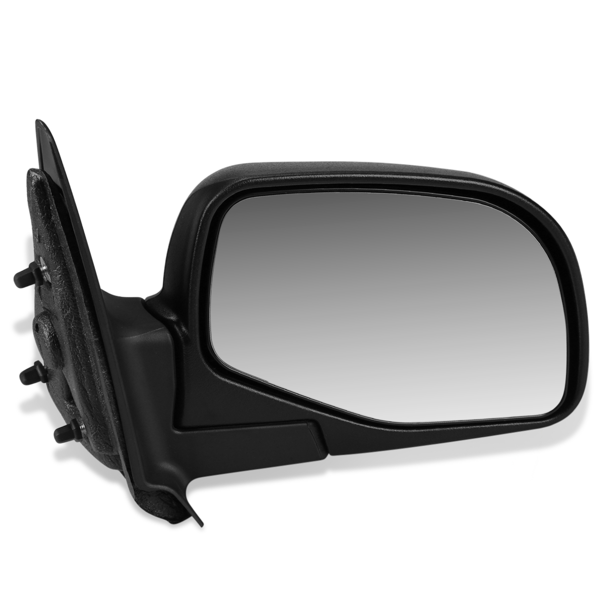 Fit System 61006F Ford//Mazda Driver Side Replacement OE Style Manual Mirror