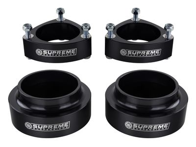 "1996-2004 Nissan Pathfinder 2WD and 4WD (Does not fit Air Ride Suspension) Supreme Suspension 2.5"" Front 2"" Rear Pro-Series Lift Kit (Front/Rear)"